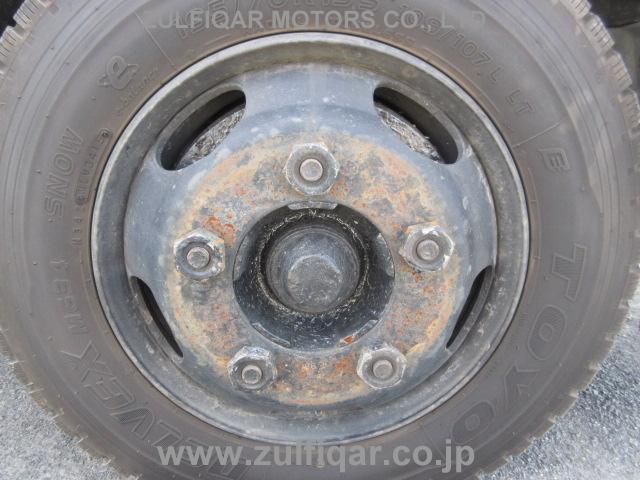 ISUZU ELF DUMP TRUCK 1993 Image 34