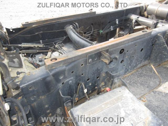 ISUZU ELF DUMP TRUCK 2001 Image 23