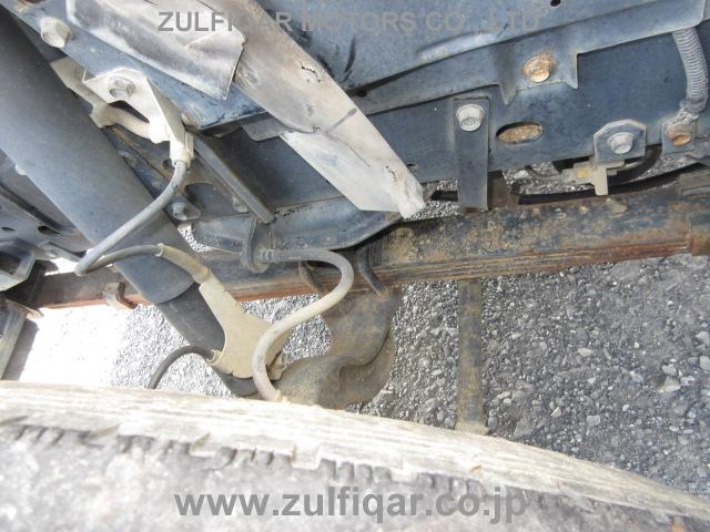 ISUZU ELF DUMP TRUCK 2001 Image 8
