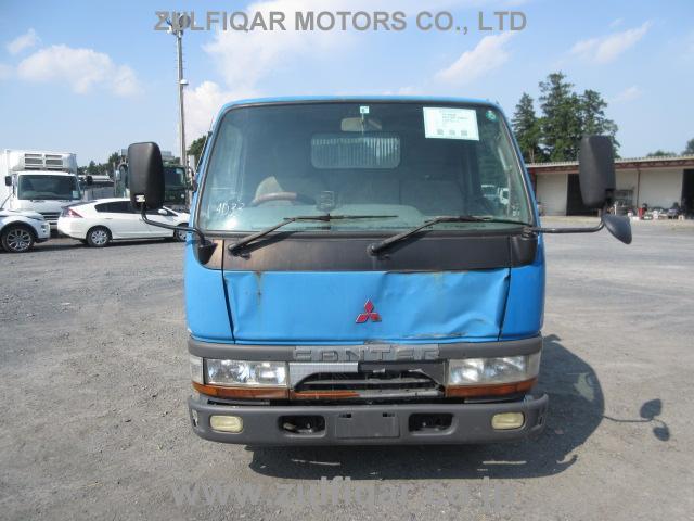 MITSUBISHI CANTER DUMP TRUCK 1997 Image 2