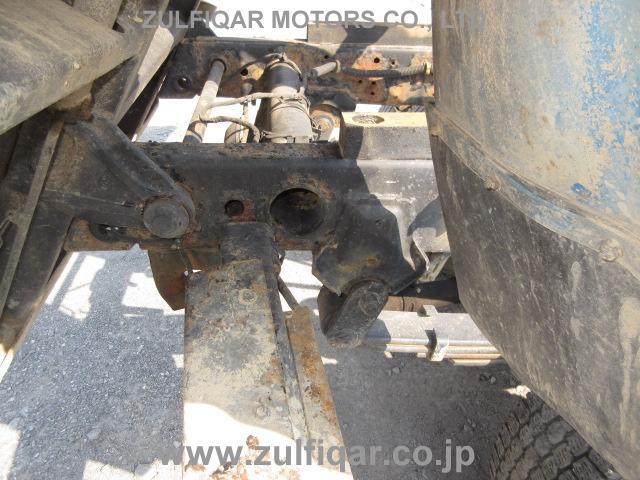 MITSUBISHI CANTER DUMP TRUCK 1997 Image 22