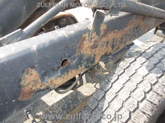 MITSUBISHI CANTER DUMP TRUCK 1997 Image 38