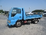 ISUZU-ELF DUMP TRUCK BLUE-Color Sep-2003  4800CC