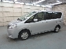 NISSAN-SERENA SILVER-Color Jul-2012  2000CC