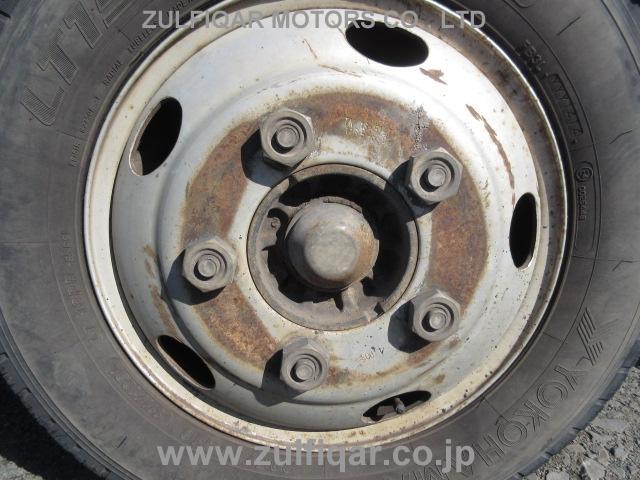 ISUZU ELF DUMP TRUCK 2003 Image 31