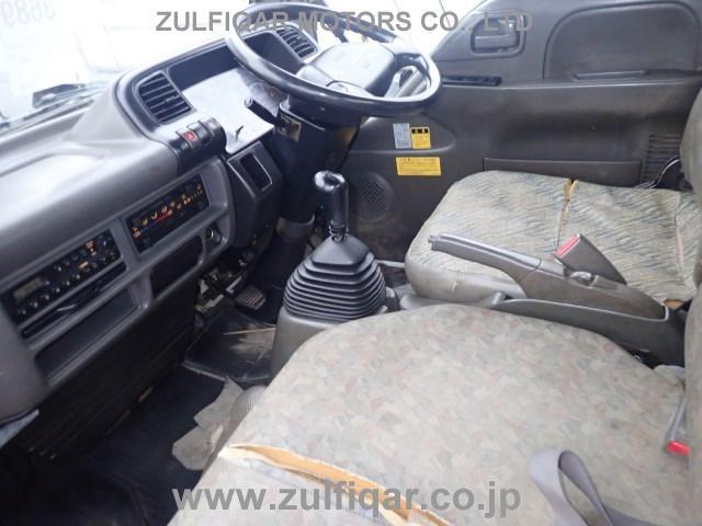 ISUZU ELF DUMP TRUCK 2003 Image 4