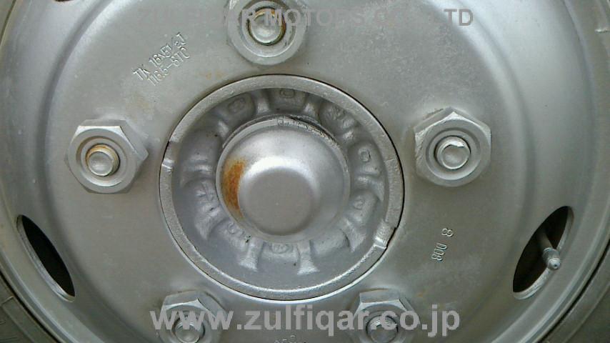 ISUZU ELF DUMP TRUCK 2003 Image 33
