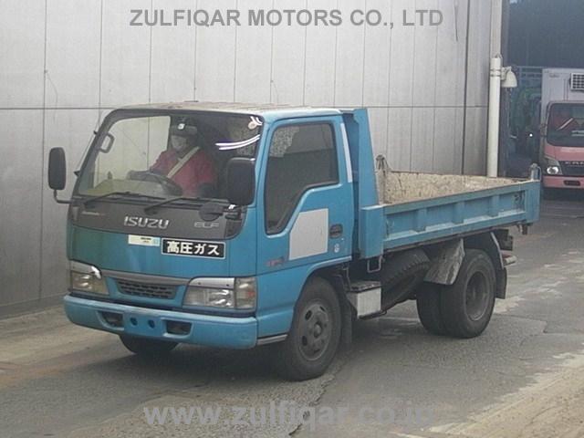 ISUZU ELF DUMP TRUCK 2003 Image 1