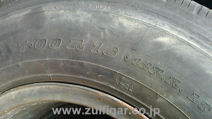 ISUZU ELF DUMP TRUCK 2003 Image 36