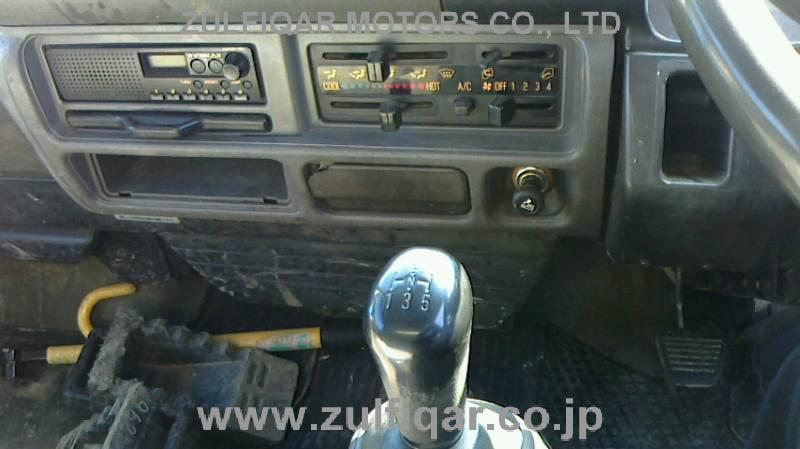 ISUZU ELF DUMP TRUCK 2003 Image 12