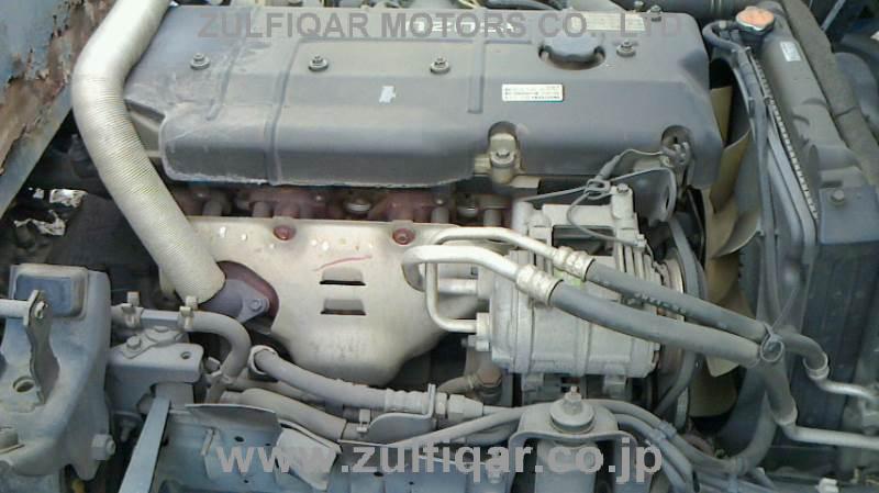 ISUZU ELF DUMP TRUCK 2000 Image 22