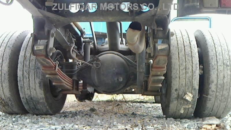 ISUZU ELF DUMP TRUCK 2000 Image 10