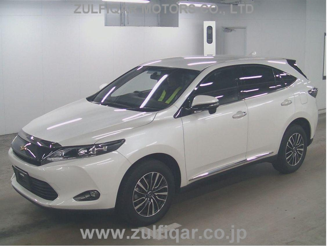 TOYOTA HARRIER 2015 Image 4