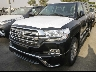 TOYOTA-LAND CRUISER BLACK-Color  -2018  4600CC