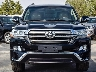 TOYOTA-LAND CRUISER BLACK-Color  -2018  4000CC
