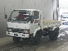 MITSUBISHI-CANTER DUMP TRUCK WHITE-Color Nov-1989  4210CC