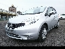 NISSAN-NOTE SILVER-Color Oct-2015  1200CC