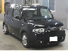 NISSAN-CUBE BLACK-Color Jul-2010  1500CC