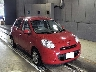 NISSAN-MARCH RED-Color Oct-2010  1200CC