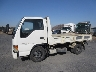 ISUZU-ELF DUMP TRUCK WHITE-Color Mar-1997  4300CC
