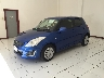 SUZUKI-SWIFT BLUE-Color Jan-2015  1200CC
