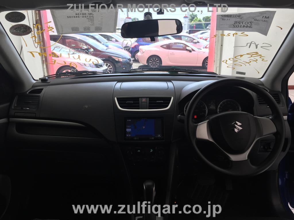 SUZUKI SWIFT 2015 Image 8