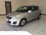 SUZUKI-SWIFT SILVER-Color Dec-2014  1200CC
