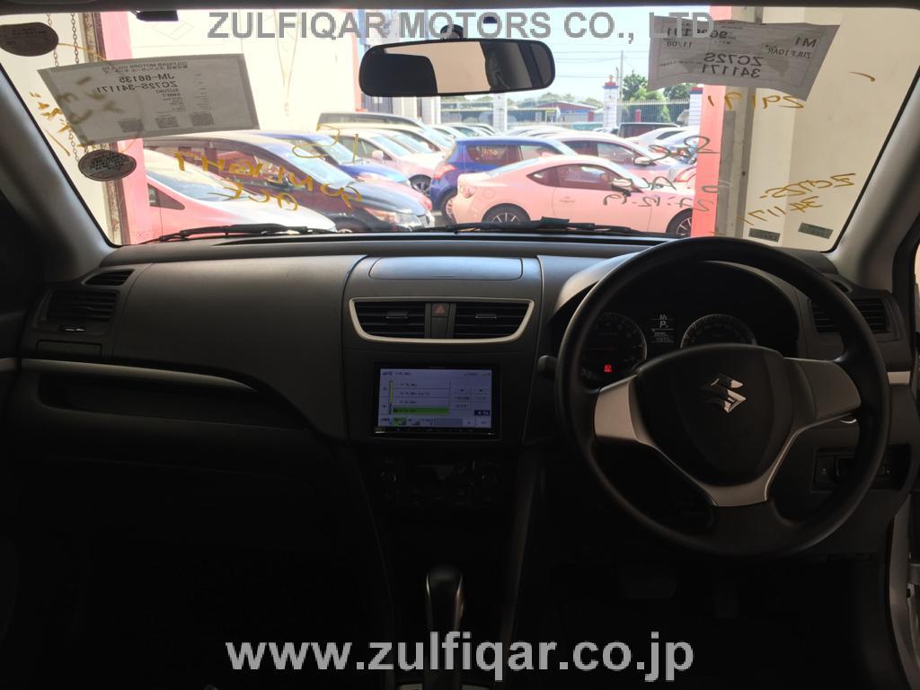 SUZUKI SWIFT 2014 Image 8