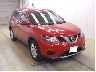 NISSAN-X-TRAIL RED-Color Jul-2015  2000CC