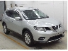 NISSAN-X-TRAIL SILVER-Color Jul-2015  2000CC