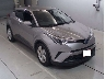TOYOTA-C-HR GRAY-Color Jul-2017  1800CC