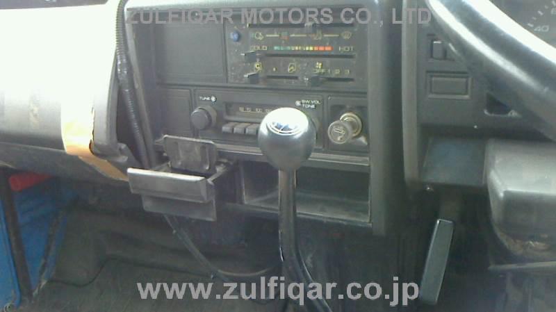 ISUZU ELF DUMP TRUCK 1989 Image 12
