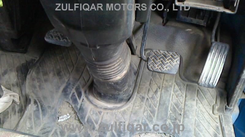 ISUZU ELF DUMP TRUCK 1989 Image 19