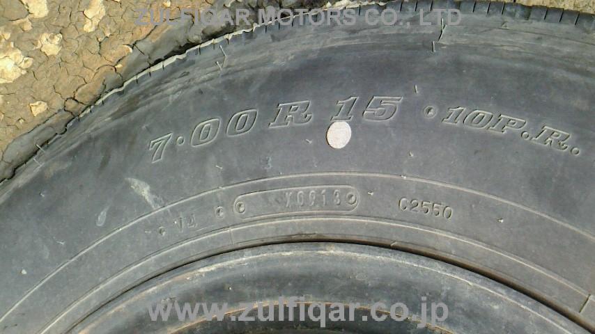 ISUZU ELF DUMP TRUCK 1989 Image 6