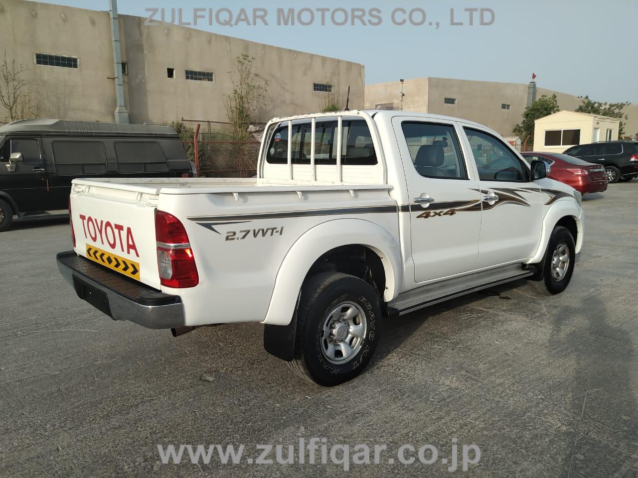 TOYOTA HILUX PICK UP 2015 Image 6