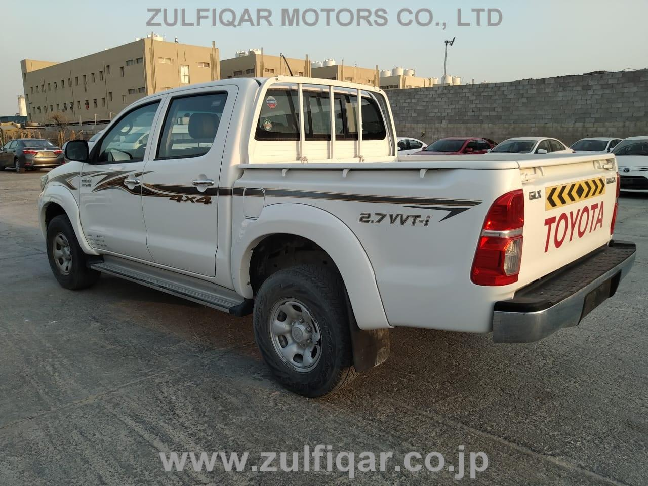 TOYOTA HILUX PICK UP 2015 Image 20