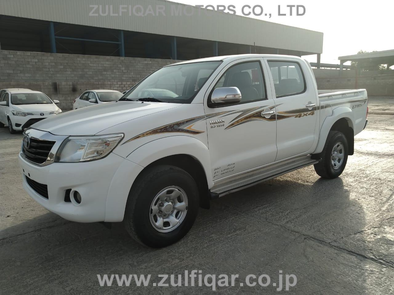 TOYOTA HILUX PICK UP 2015 Image 4