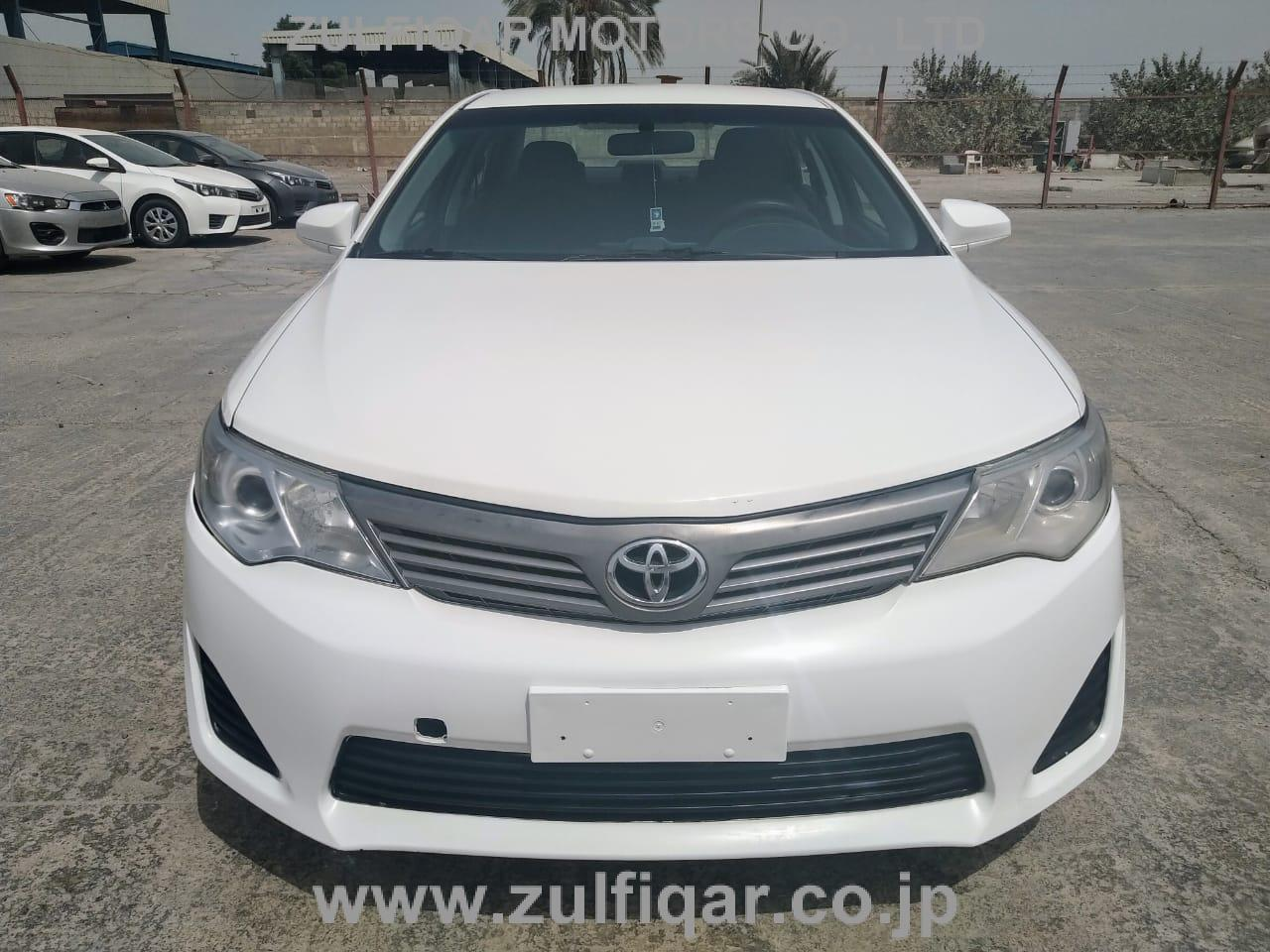 TOYOTA CAMRY 2014 Image 1