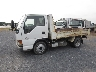 ISUZU-ELF DUMP TRUCK WHITE-Color Aug-2002  4300CC