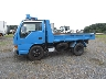 ISUZU-ELF DUMP TRUCK LIGHT BLUE-Color Nov-1999  4300CC