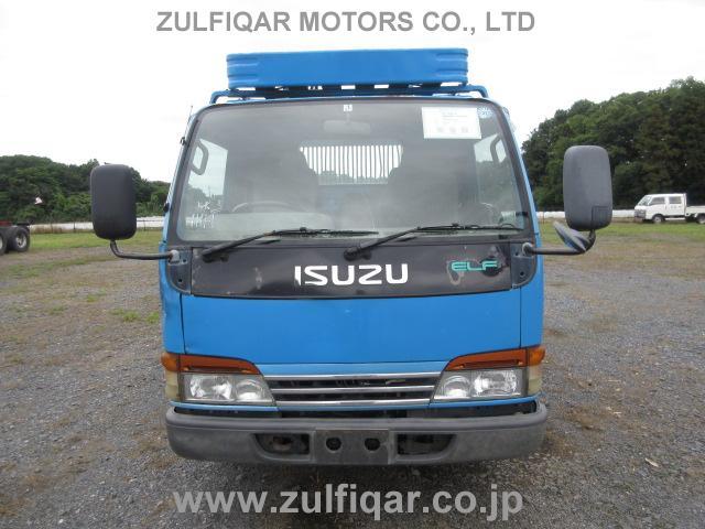 ISUZU ELF DUMP TRUCK 1999 Image 2
