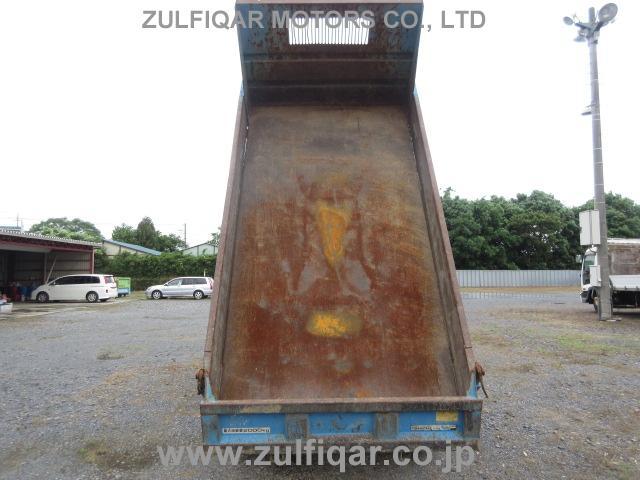 ISUZU ELF DUMP TRUCK 1999 Image 6