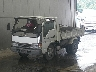 ISUZU-ELF DUMP TRUCK WHITE-Color Dec-2001  4600CC