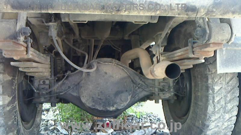 ISUZU ELF DUMP TRUCK 2001 Image 11