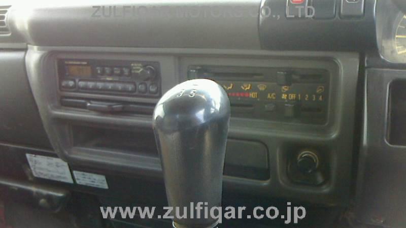 ISUZU ELF DUMP TRUCK 2001 Image 20