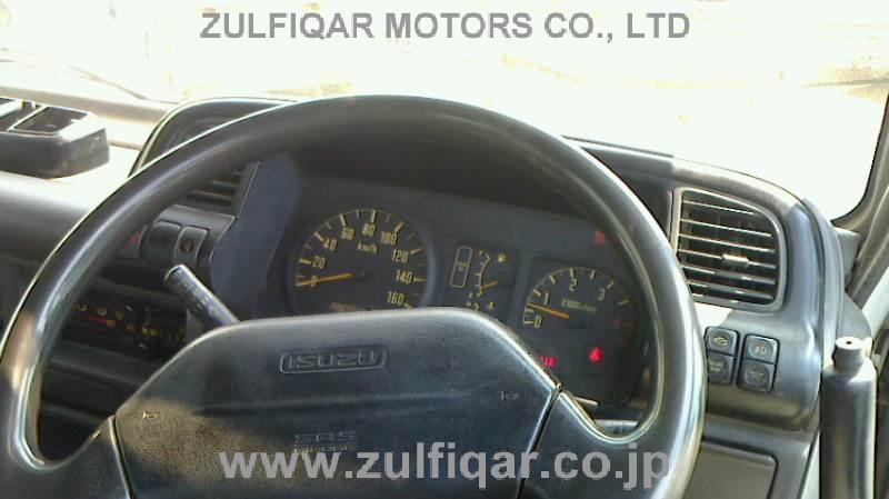 ISUZU ELF DUMP TRUCK 2001 Image 21