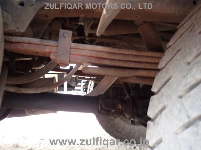 ISUZU ELF DUMP TRUCK 2001 Image 5