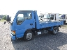ISUZU-ELF DUMP TRUCK BLUE-Color Oct-2001  4300CC