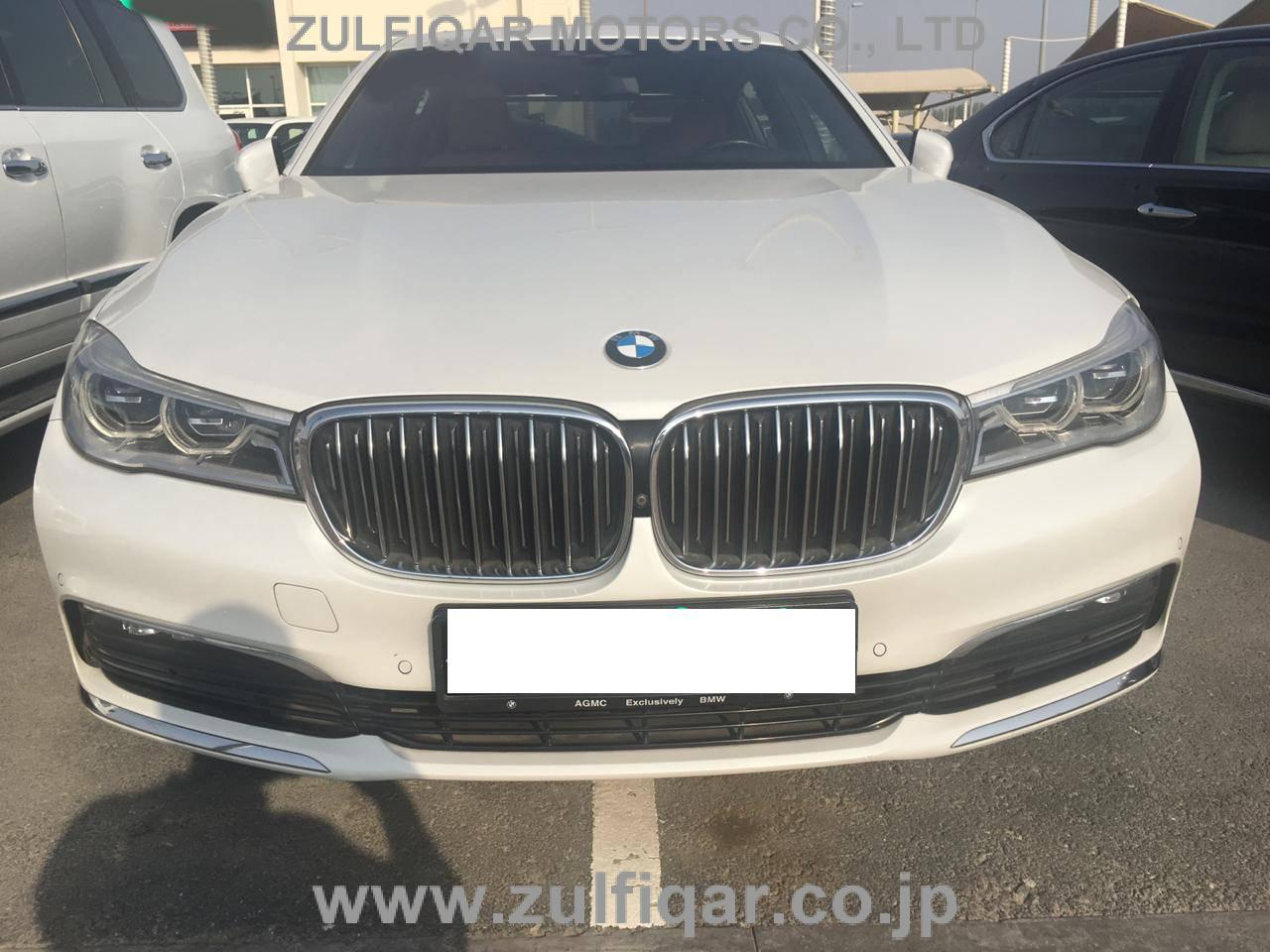 BMW 7 SERIES 2017 Image 1