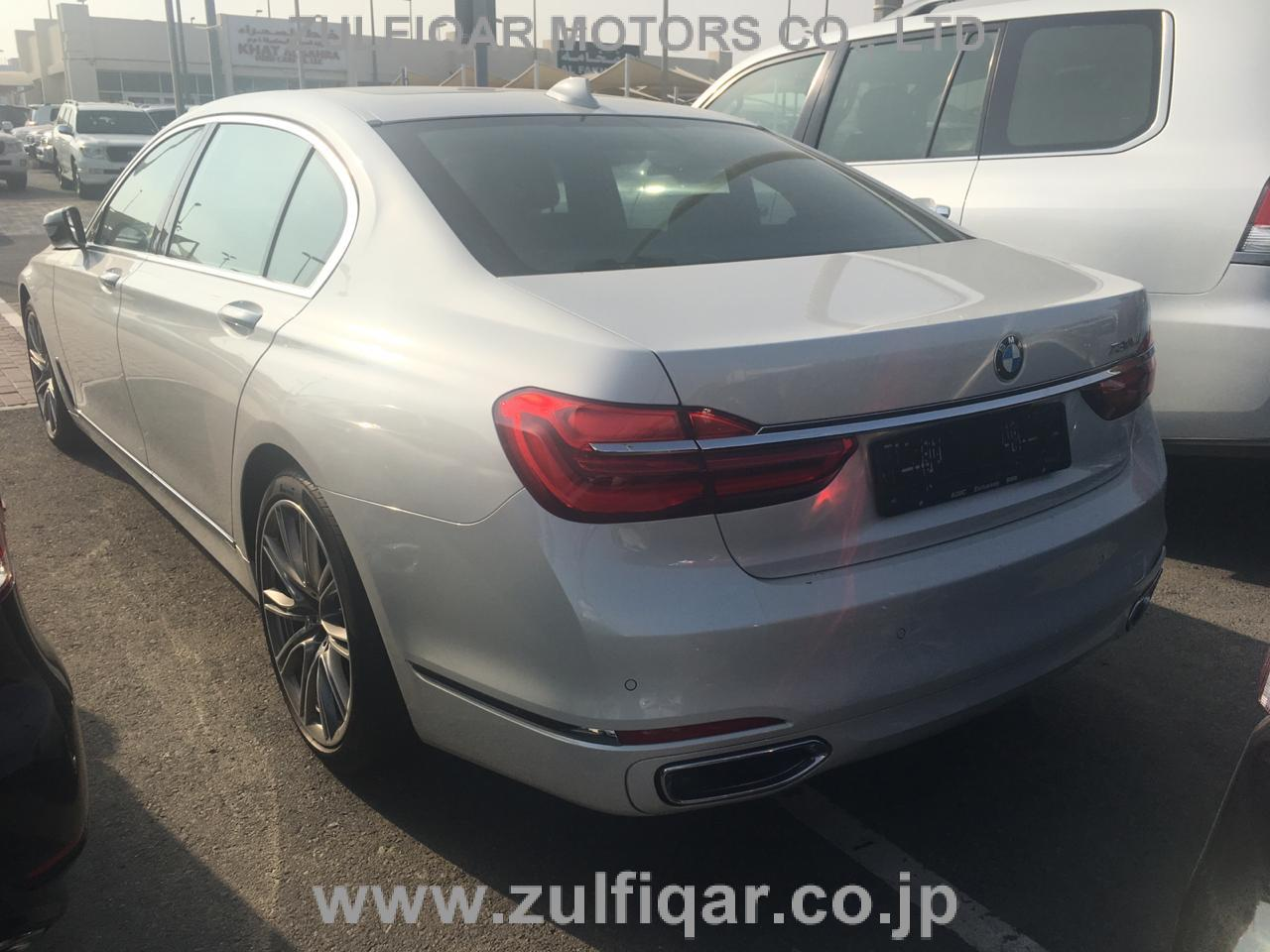 BMW 7 SERIES 2017 Image 6